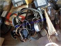 VINTAGE OBSOLETE ELECTRONICS & VARIACS