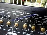 SPEAKERCRAFT 12-CHANNEL STEREO AMP