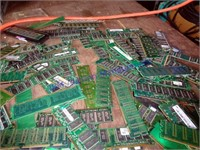LOT OF COMPUTER MEMORY