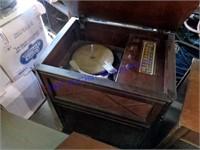 OLD WOOD HIFI CONSOLES & TUBE RADIOS