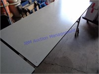 12 FOOT FOLDING TABLE