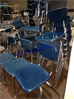 LOT OF 23 CHAIRS