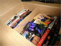 LARGE LOT OF VHS VIDEO TAPES