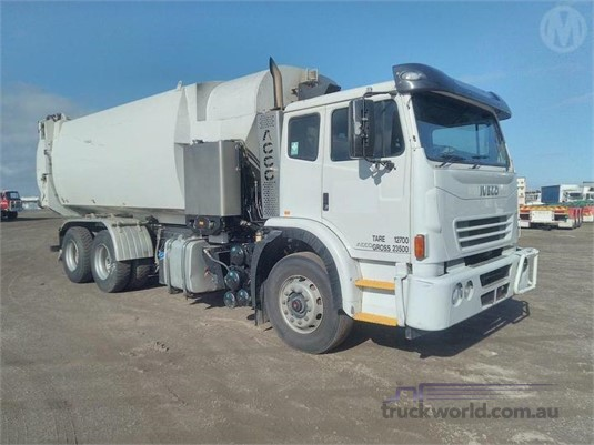 2012 Iveco Acco 2350G - Trucks for Sale
