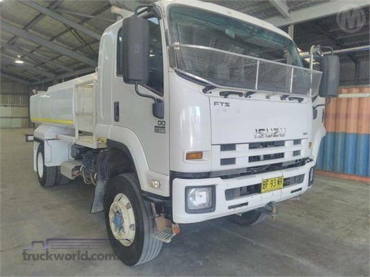 2009 Isuzu FTS - Trucks for Sale