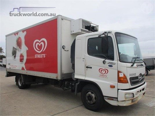 2007 Hino FD1J - Trucks for Sale