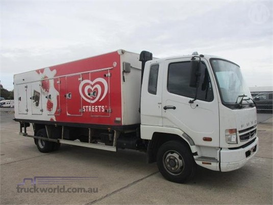 2010 Mitsubishi Fuso Fk61f - Trucks for Sale