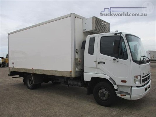 2009 Mitsubishi Fuso Fk61f - Trucks for Sale