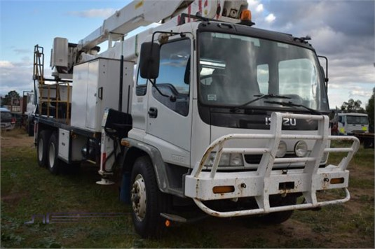 1999 Isuzu FVZ - Trucks for Sale