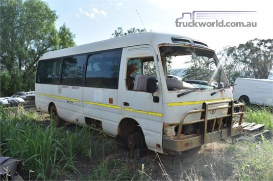 2010 Toyota COASTER - Trucks for Sale