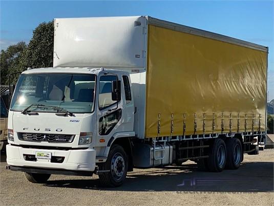 2014 Fuso Fighter 2427 Auto - Trucks for Sale