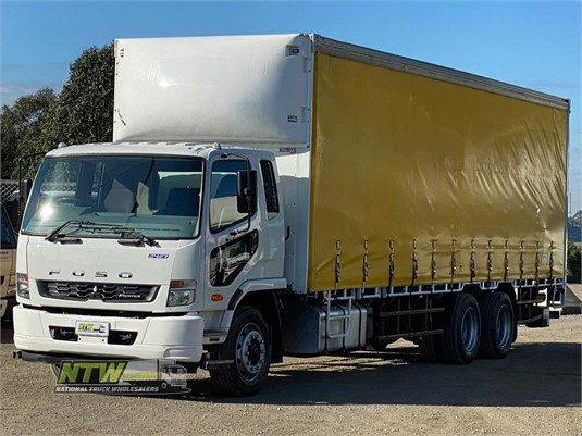 2014 Fuso Fighter 2427 Auto National Truck Wholesalers Pty Ltd - Trucks for Sale