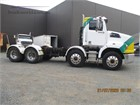 Western Star 4700 8x4|Cab Chassis