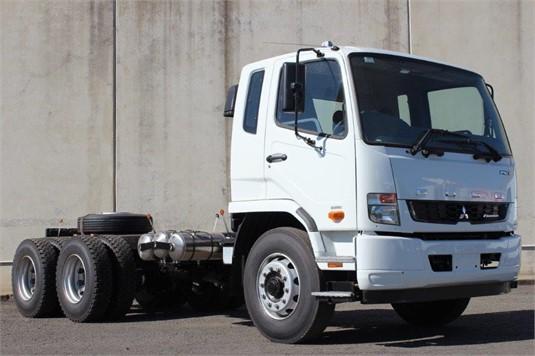 2019 Mitsubishi Fuso FIGHTER 1427 - Trucks for Sale