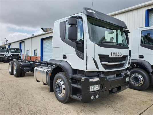 2020 Iveco TRAKKER 360 - Trucks for Sale