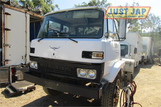 1984 Mitsubishi FM215 Just Jap Truck Spares  - Wrecking for Sale