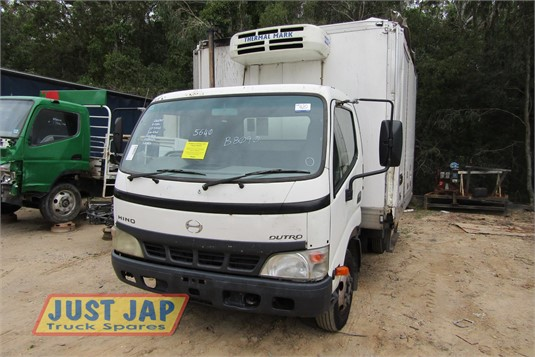 2003 Hino Dutro Just Jap Truck Spares - Wrecking for Sale
