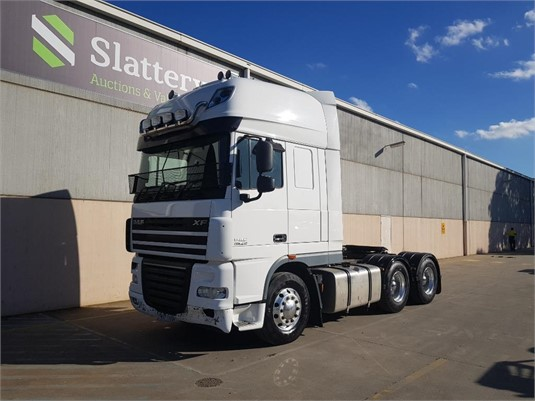 2012 DAF XF510 - Trucks for Sale