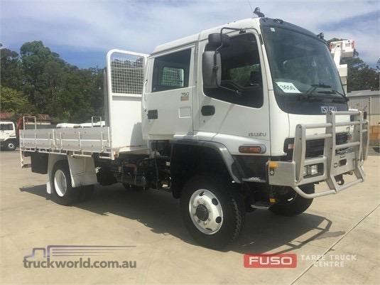2006 Isuzu FTS 750 4x4 Dual Cab - Trucks for Sale