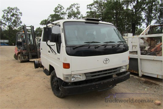 2001 Toyota Dyna - Wrecking for Sale