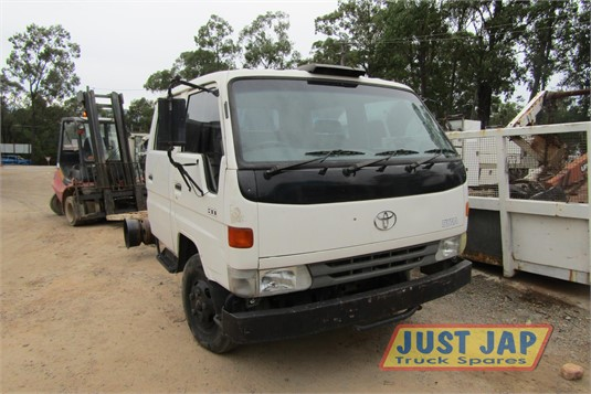 2001 Toyota Dyna Just Jap Truck Spares - Wrecking for Sale