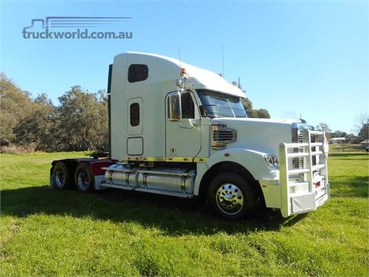 2012 Freightliner Coronado 114 - Trucks for Sale