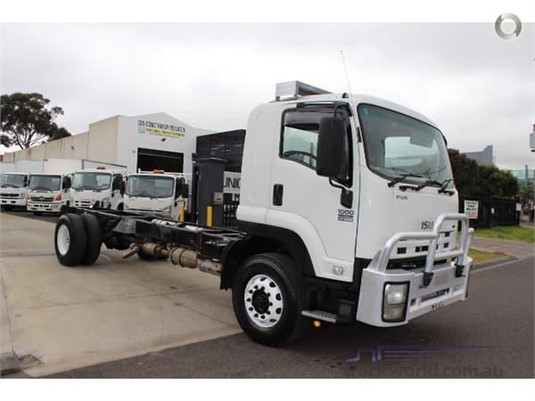 2008 Isuzu FVR - Trucks for Sale