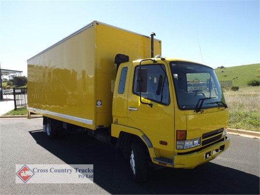 2006 Fuso Fighter 5 Cross Country Trucks Pty Ltd - Trucks for Sale
