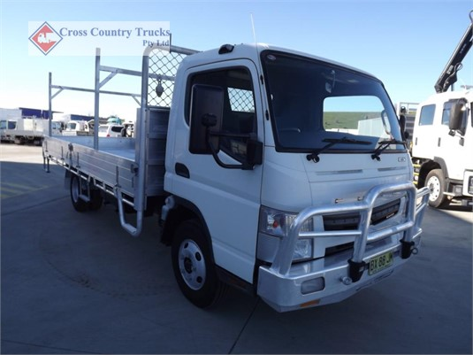 2014 Fuso Canter 615 Cross Country Trucks Pty Ltd - Trucks for Sale