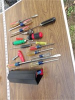 Screwdrivers - Mostly Craftsman