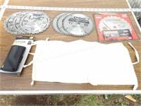 new circular saw blades - 8pcs