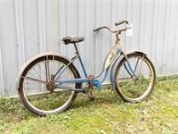 Schwinn Spitfire Fixed speed beach cruiser bicycle