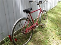 Schwinn Speedster Bicycle - Red w/ spedometer