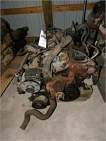 8 cyl engine