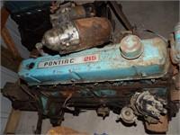 Pontiac 215 inline 6cyl engine & Transmission