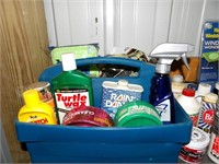 automotive cleaners, lubricants & auto care