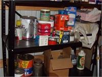 Shelf & contents - automotive filters