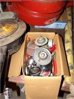 Automotive parts - air cleaners, sunvisor, etc