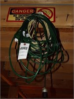 extention cords: 15' & other small extention cords