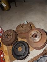 brake drums & brake discs