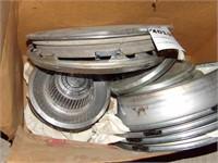 Beauty rings & hubcaps