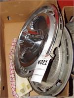SS & Corvette hubcaps