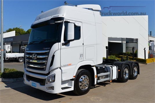 2020 Hyundai Xcient - Trucks for Sale