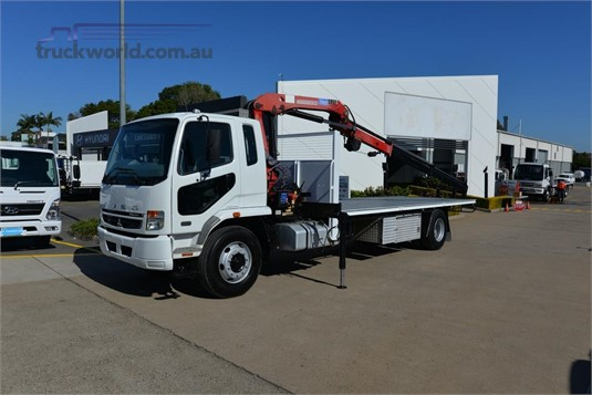 2009 Mitsubishi Fighter FM600 - Trucks for Sale