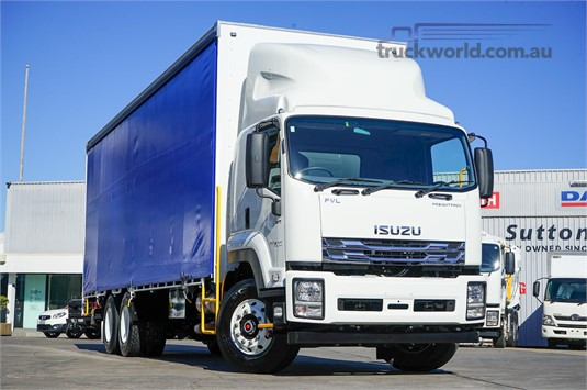 2019 Isuzu FVL 1400 - Trucks for Sale
