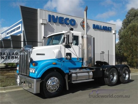 2007 Kenworth T404 - Trucks for Sale
