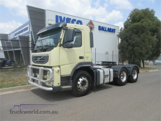 2011 Volvo FM12 - Trucks for Sale