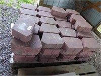Approx. 85 landscaping blocks