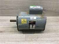 HOWELL 1 1/2 HP ELECTRIC MOTOR