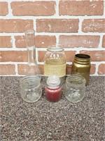 Vase and Jar Lot